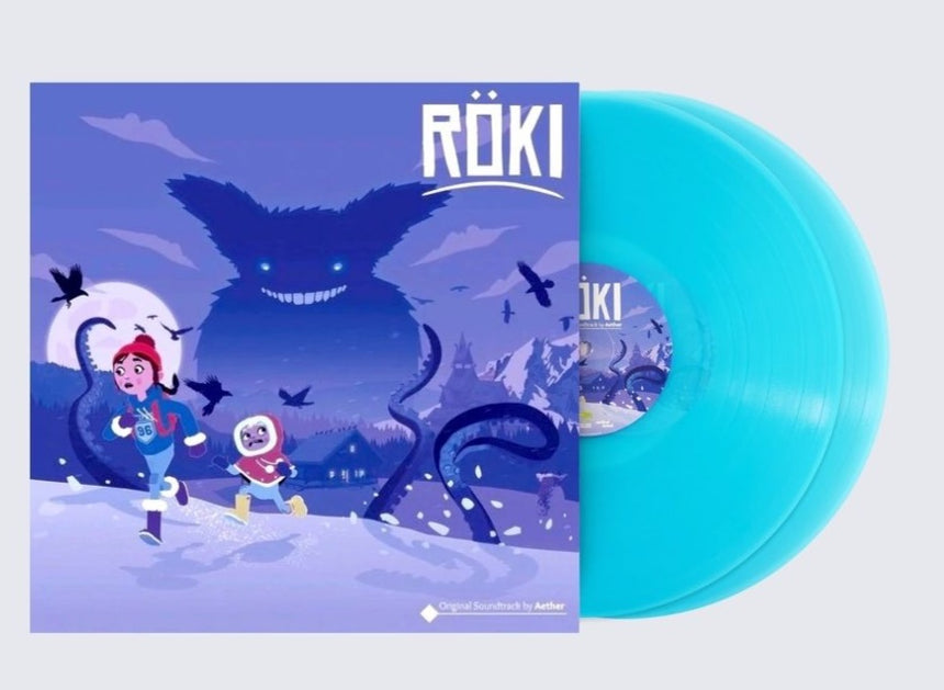 Röki (Original Soundtrack) Vinyl Record