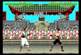 Sega Genesis / Mega Drive Flashback HD Mortal Kombat Gameplay