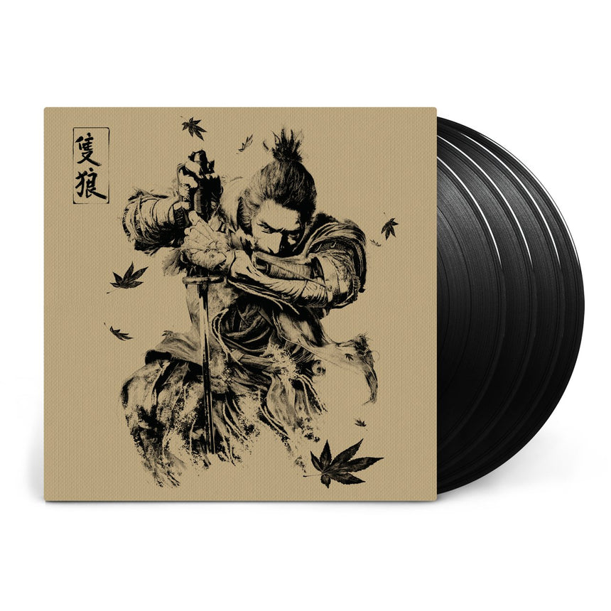 Sekiro: Shadows Die Twice Deluxe 4xLP Box Set