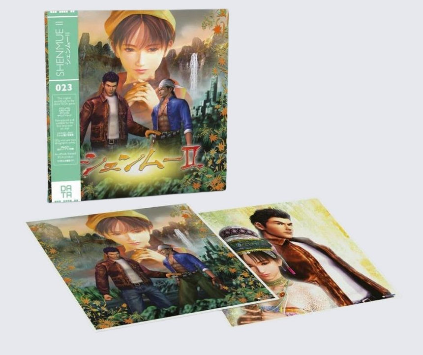 Shenmue II Original Video Game Soundtrack LP