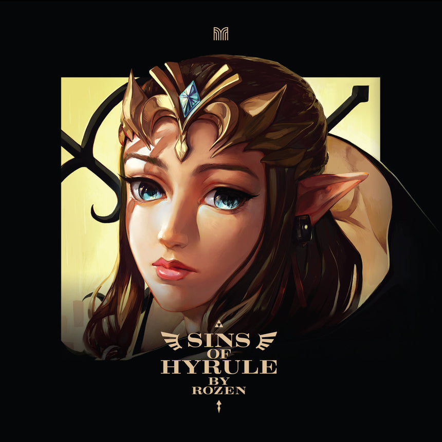 Sins of Hyrule 2xLP