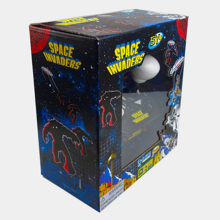Space Invaders Plug & Play Joystick Console