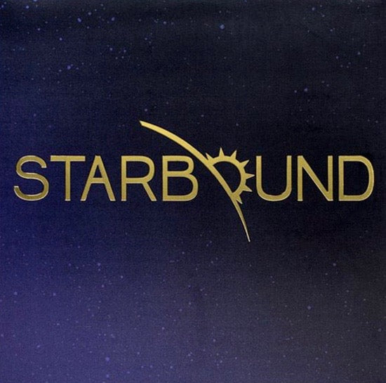 Starbound LP Vinyl Front Cover