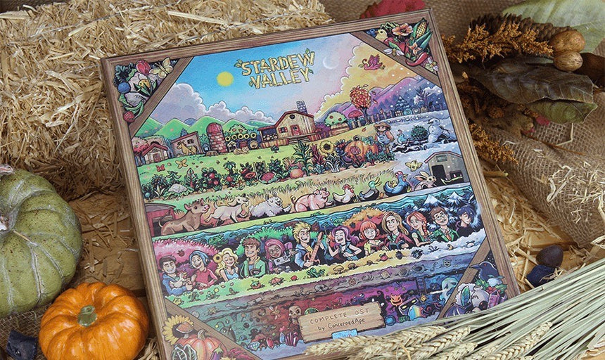 Stardew Valley Complete Vinyl Soundtrack Box Set