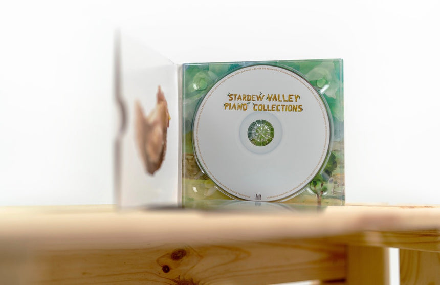 Stardew Valley Piano Collections CD