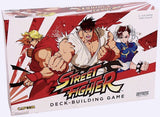 Street Fighter Deck Building Card Game Box