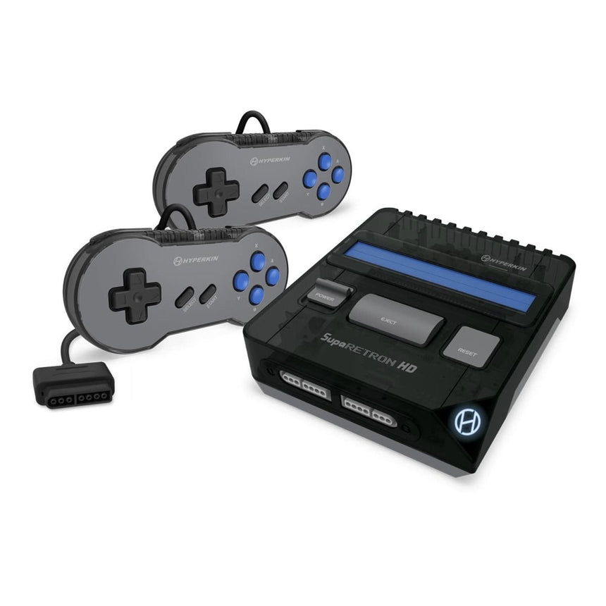SupaRetroN HD Gaming Console for Super NES® (Space Black)