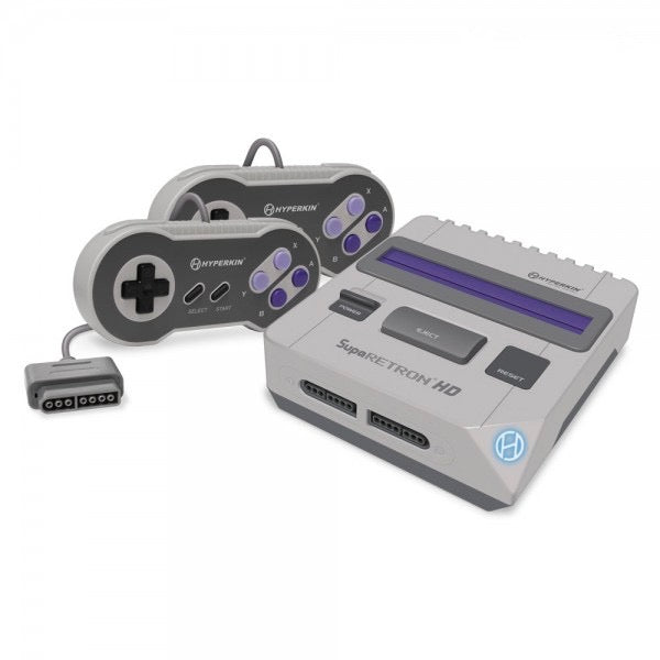 SupaRetroN HD Gaming Console for Super NES®/ Super Famicom