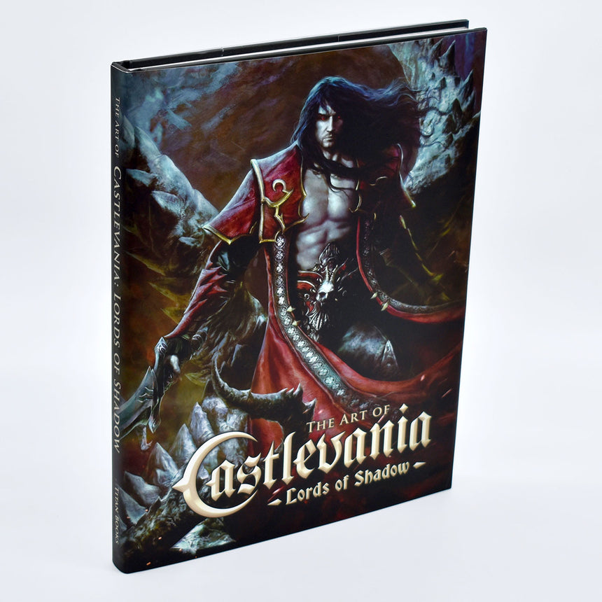 Castlevania Book front cover
