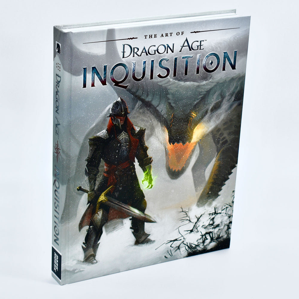 Dragon Age Book front cover