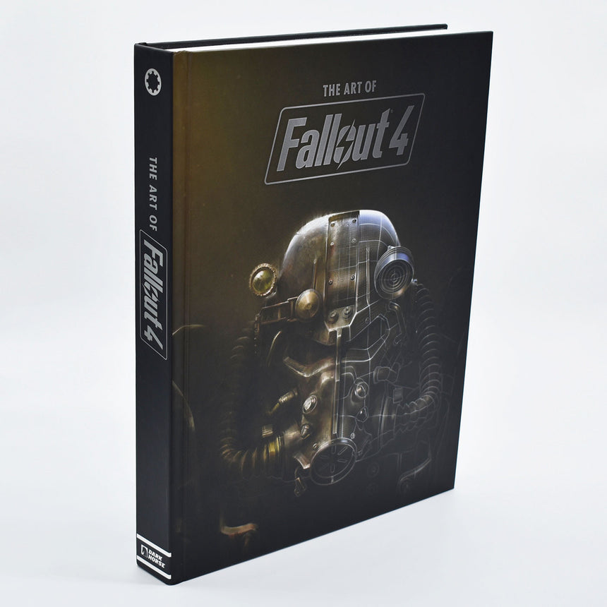 Fallout 4 book front cover