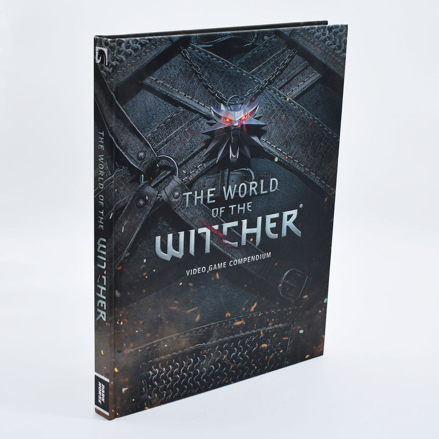 Witcher book front cover