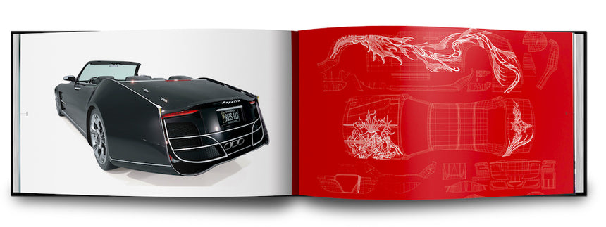 The Art and Design of Final Fantasy XV vehicle art design