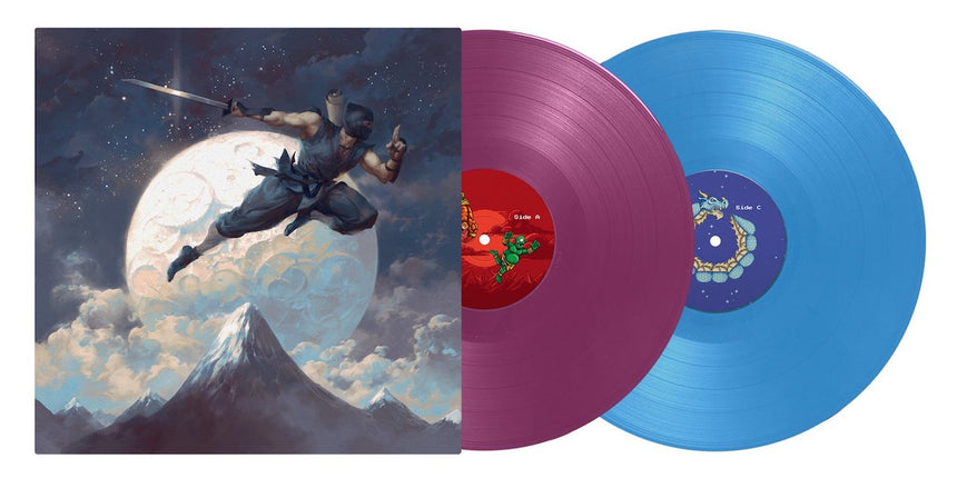The Messenger 2xLP coloured vinyl