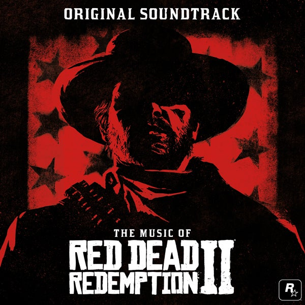 The Music Of Red Dead Redemption 2 soundtrack vinyl cover
