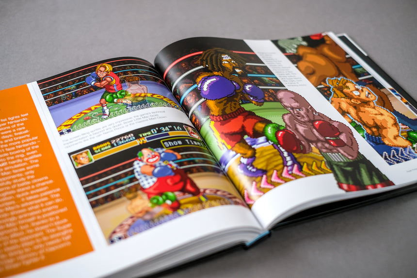 The SNES Pixel Book