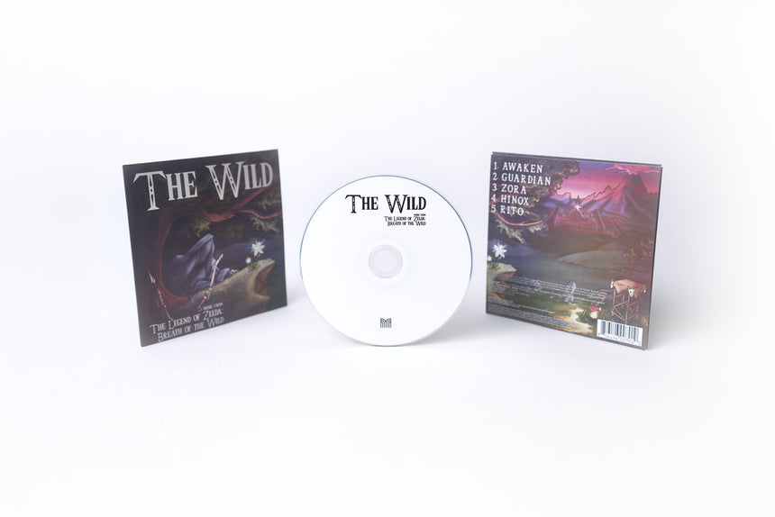 The Wild (Music from the Breath of the Wild) CD