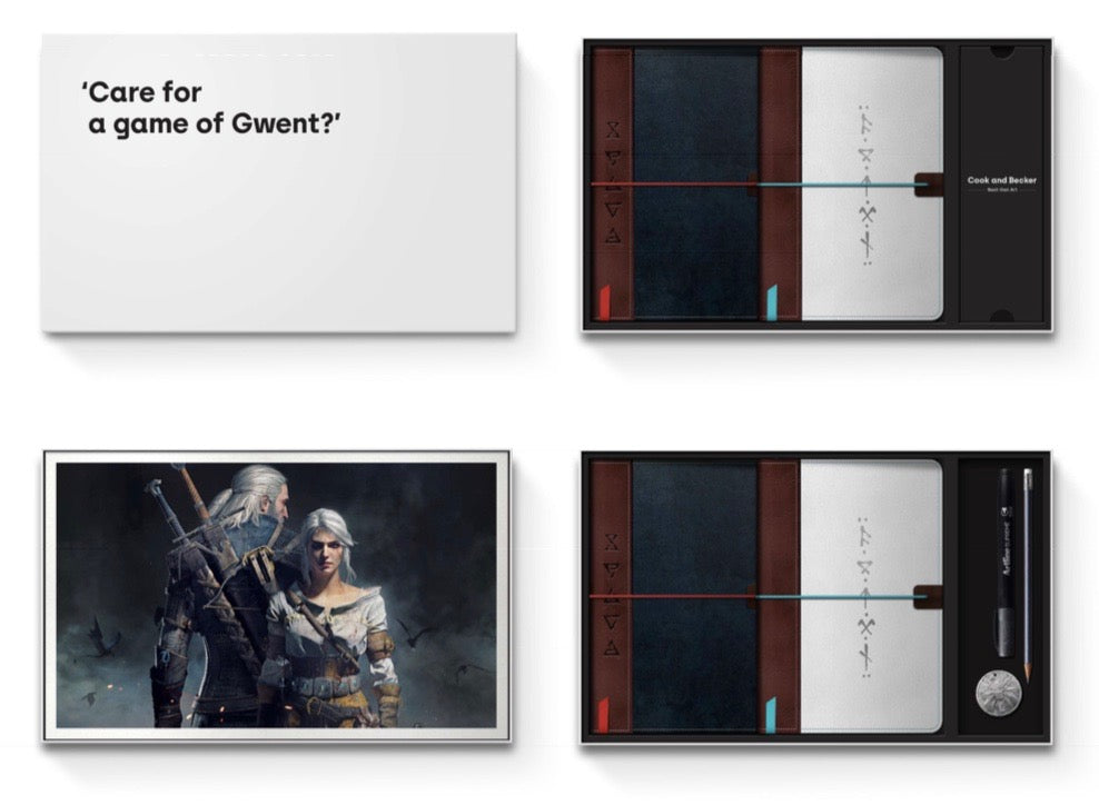 The Witcher Notebook - Collector's Edition 2