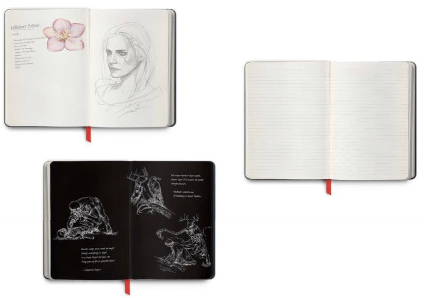 The Witcher Notebook - Collector's Edition 3