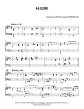 UNDERTALE Piano Collections Physical Sheet Music 2