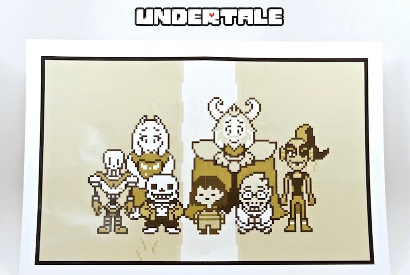 Undertale Vinyl Art