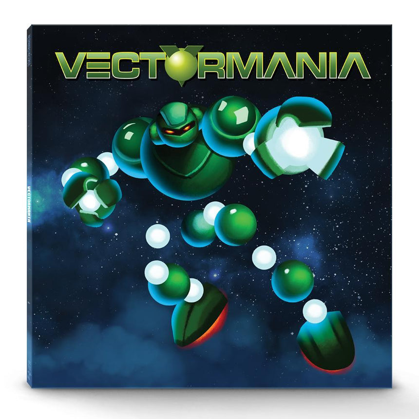 Vectormania Vinyl Soundtrack