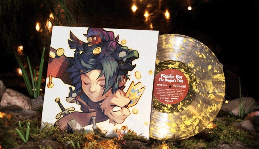 Wonder Boy: The Dragon's Trap Vinyl Soundtrack