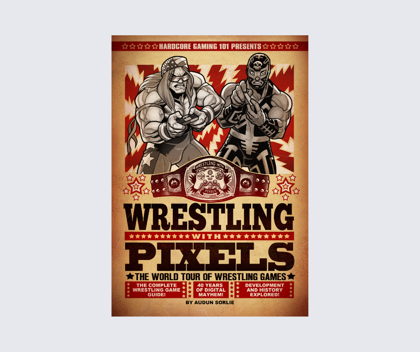 Wrestling with Pixels