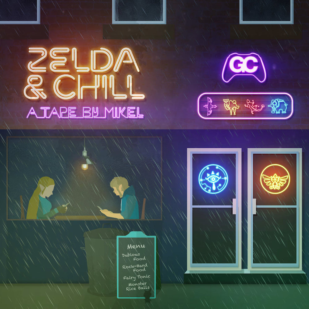 Zelda and Chill Vinyl LP