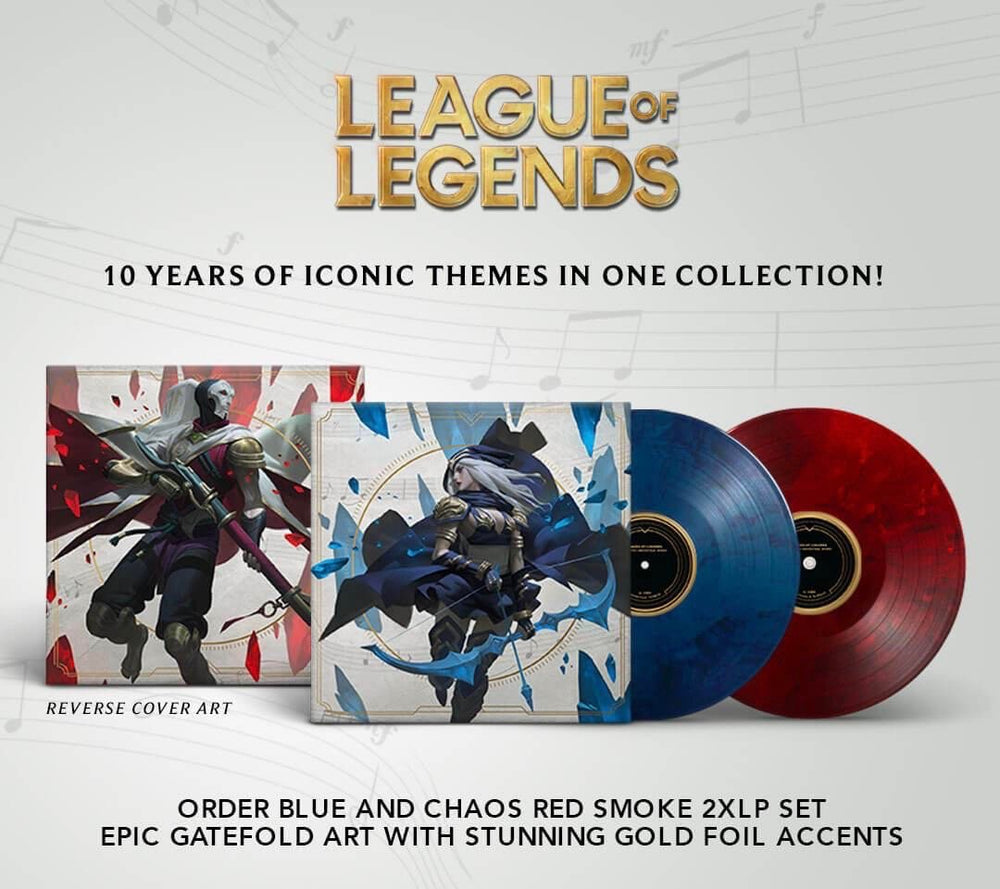League of Legends: Selected Orchestral Works