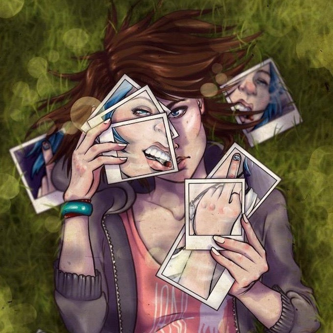 Life is Strange Artwork