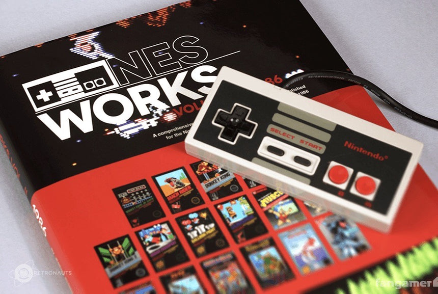 NES Works Volume II: 1986