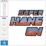 super hang on LP front cover