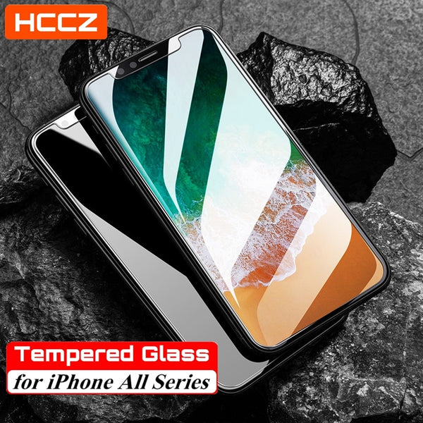Tempered Glass Screen Protector for Phone X, XR, XS, Max, Etc