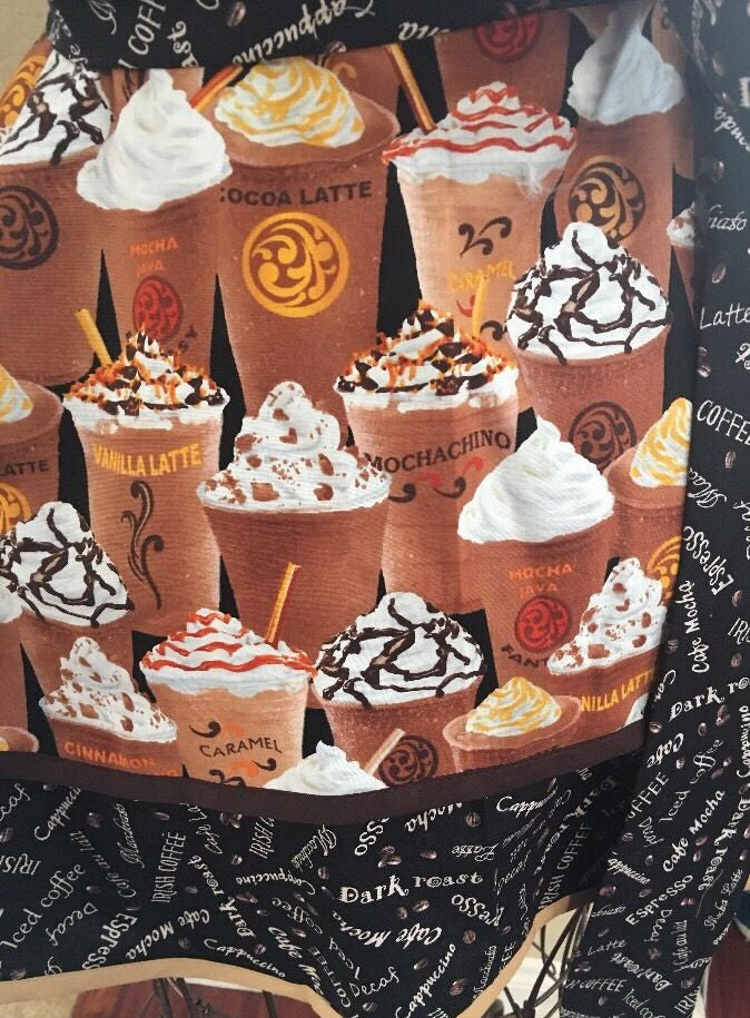 Starbucks Coffee Lovers Apron