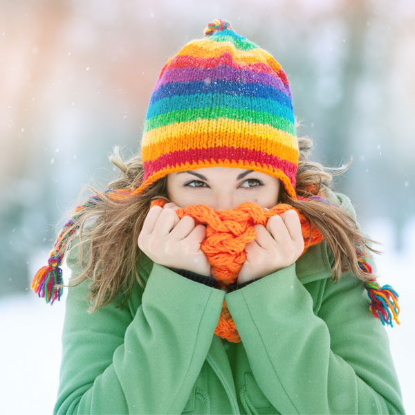 Tips to survive winter when you have dry or sensitive skin