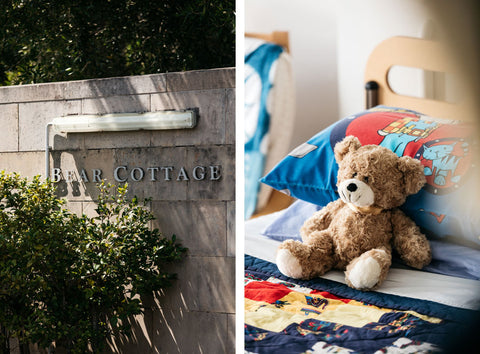 Bear Cottage Childrens Hospice - caring for and nurturing the whole family.