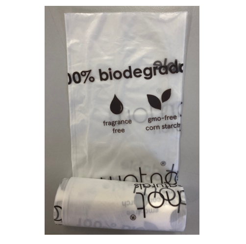 Biodegradable Bin Liners - 30ltrs