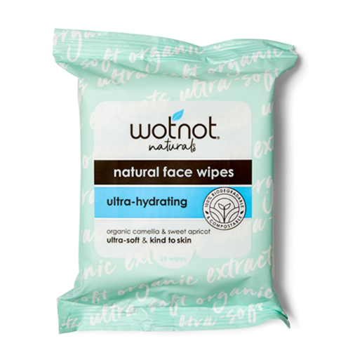 Certified Organic Self-Tan Collection with FREE facial wipes