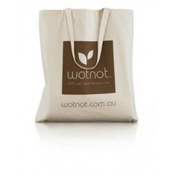 Wotnot Cotton Reusable Shopping Bag