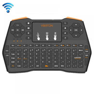 Android TV Mini Wireless Keyboard w/Trackpad