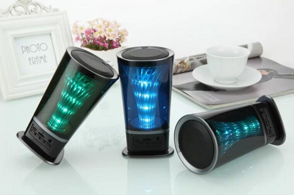 Fiber Fountain Bluetooth Speaker