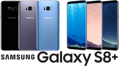 Samsung Galaxy S8+ – 64GB
