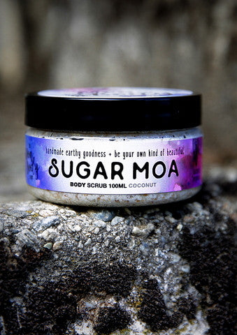 Sugar Moa - Body Scrub - Coconut