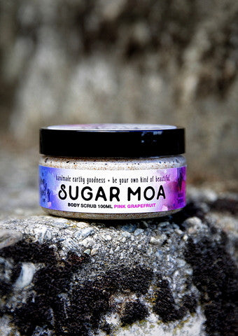 Sugar Moa - Body Scrub - Pink Grapefruit