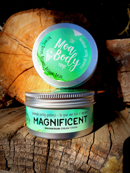 Magnificent - Magnesium Cream 100gm