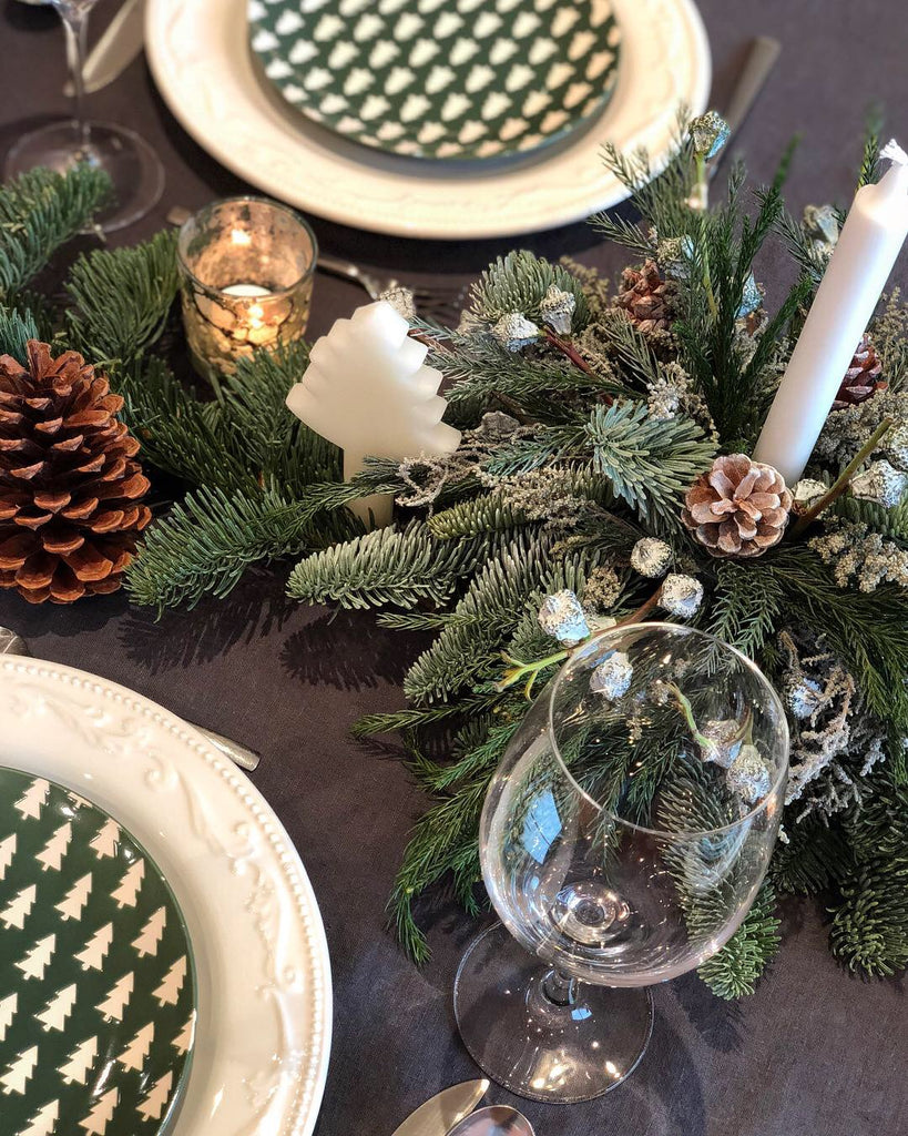 Holiday Table Decoration workshop