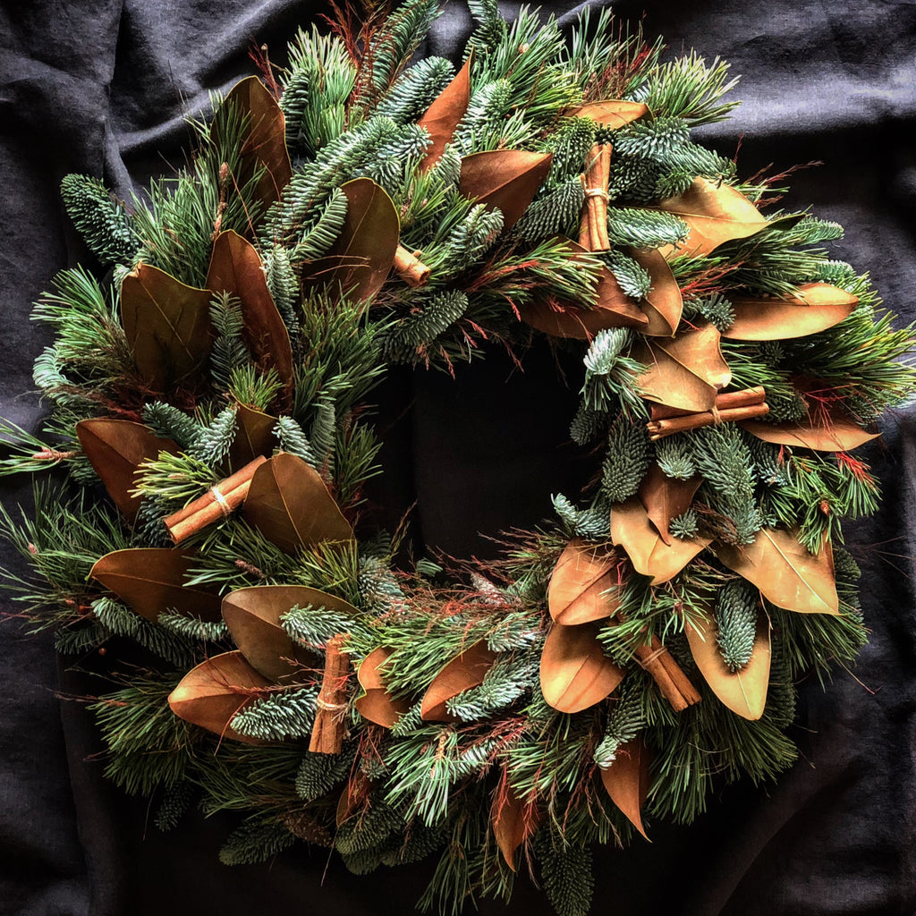 Customized Wreath