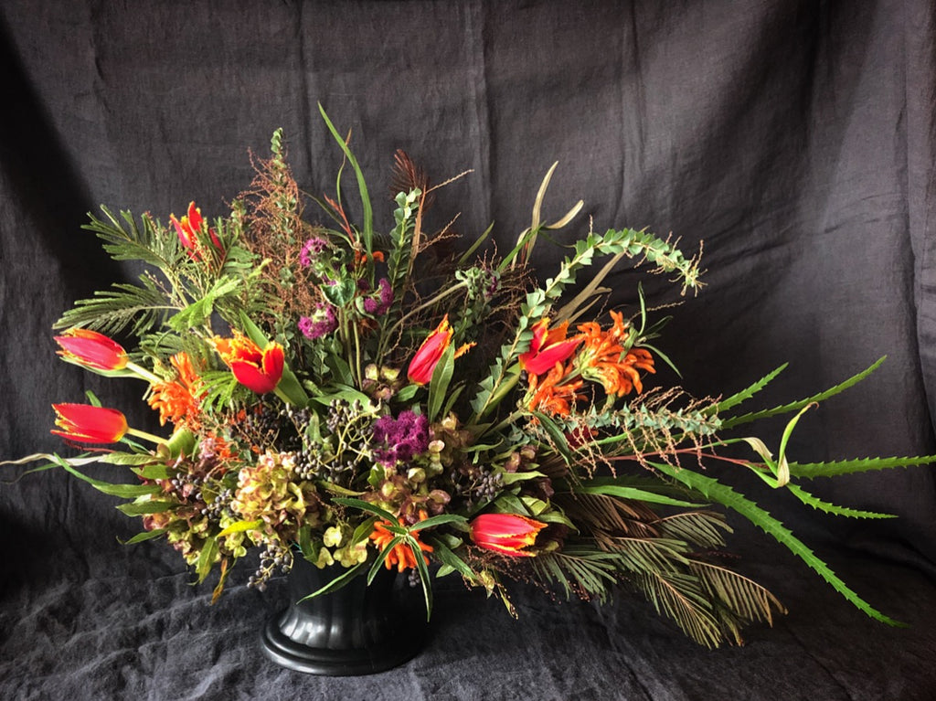 Urn arrangement workshop