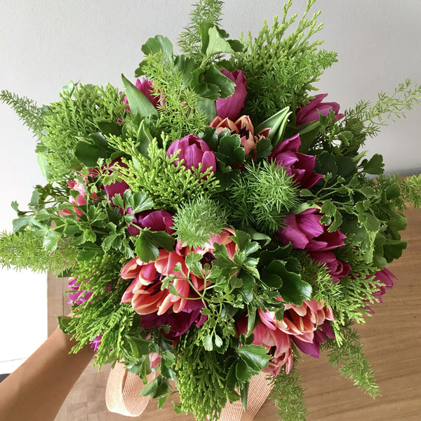 Subscription | Bouquet - Pobeau